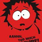 Too much pressure! by SergeScrawl
