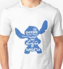 Stitch Ohana means family T-Shirt