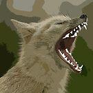 The fox by AmazingDoom