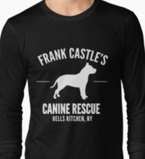 Frank Castle - Dog Rescue T-Shirt