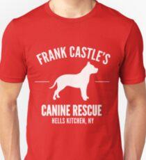 Frank Castle - Dog Rescue T-Shirt