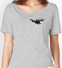 Makaio Women's Relaxed Fit T-Shirt