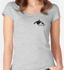 Malia Women's Fitted Scoop T-Shirt