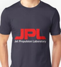 Jet Propulsion Laboratory (JPL) Logo for Dark Colors ONLY Unisex T-Shirt