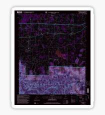 USGS TOPO Map Alabama AL Landersville 304361 2000 24000 Inverted Sticker