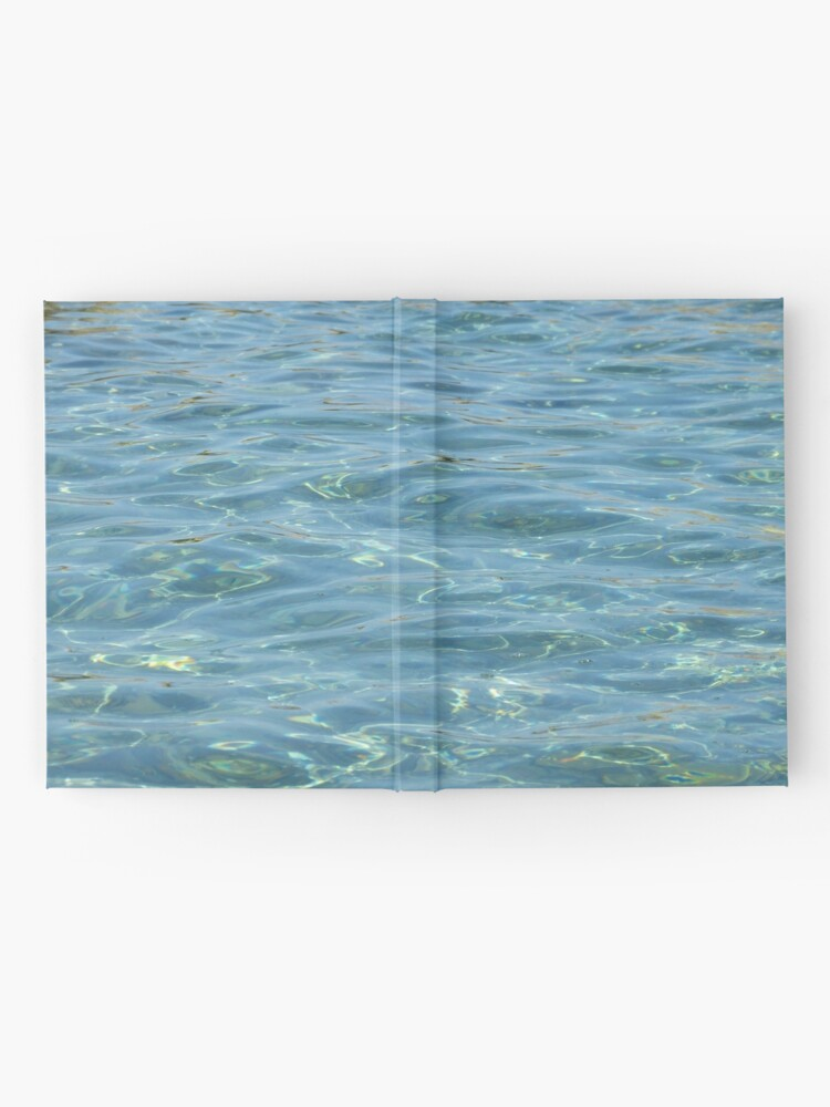 Alternate view of Blue Hardcover Journal