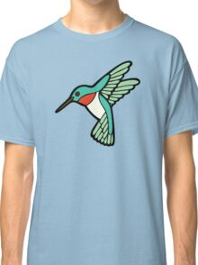 Hummingbird Pattern  Classic T-Shirt