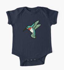 Hummingbird Pattern  Kids Clothes