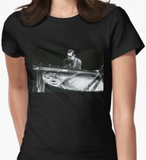 Bill Evans Womens Fitted T-Shirt