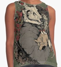 The Dragon's Daughter  Contrast Tank