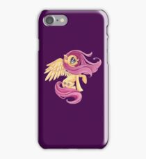 Fluttershy-One with Nature iPhone Case/Skin