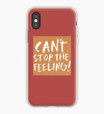 Can't stop the feeling - Justin Timberlake iPhone Case