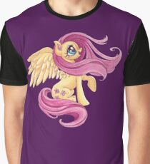 Fluttershy-One with Nature Graphic T-Shirt