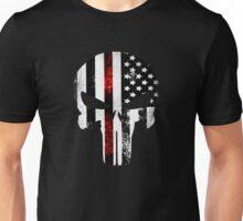 Punisher Red line 2016 Unisex T-Shirt
