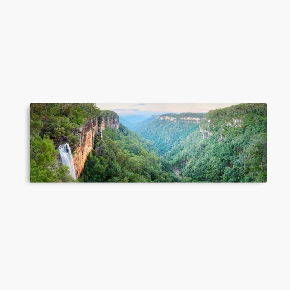 Fitzroy Falls, Morton National Park, New South Wales, Australia Canvas Print