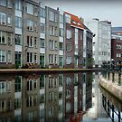 Along the Canal by Lucinda Walter