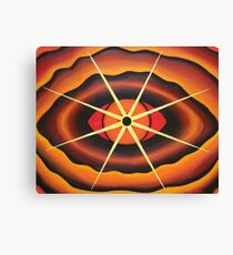 EYE OF THE WIZARD Canvas Print