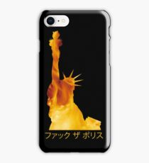 Liberty Or Death iPhone Case/Skin
