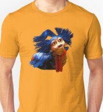 Ello Worm Painting - Labyrinth Movie  Unisex T-Shirt
