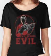 Dr. Horrible's Evil School of Evil Women's Relaxed Fit T-Shirt