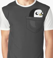 There's an evil penguin in my pocket! Graphic T-Shirt