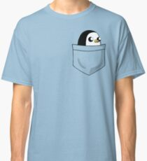 There's an evil penguin in my pocket! Classic T-Shirt