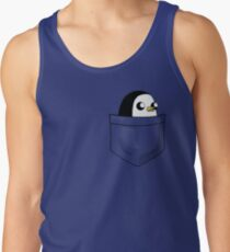 There's an evil penguin in my pocket! Tank Top