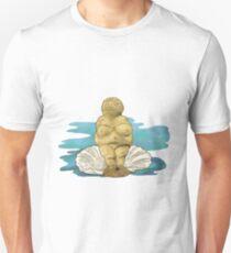 The Birth of Venus... von Willendorf T-Shirt