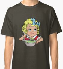 Cry Baby Alphabet Soup Classic T-Shirt