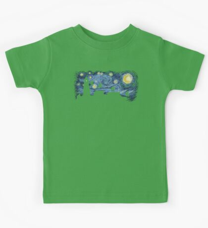 Starry Fight Kids Clothes