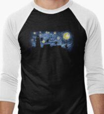 Starry Fight Men's Baseball ¾ T-Shirt