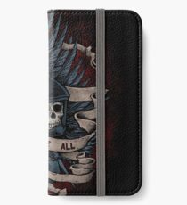 So Say We All iPhone Wallet/Case/Skin