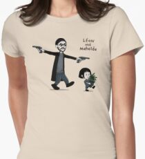 Leon and Mathilda Women's Fitted T-Shirt