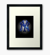Yankees MOS Framed Print