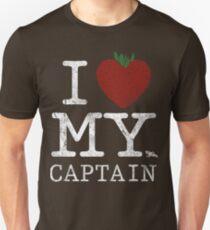 I Love My Captain Unisex T-Shirt