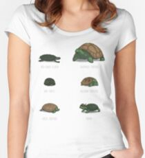 Know Your Turtles Women's Fitted Scoop T-Shirt