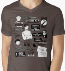 Horrible Quotes Men's V-Neck T-Shirt