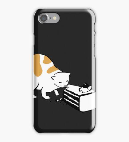 Science Cat STICKER iPhone Case/Skin