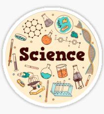 Pegatina Ciencia