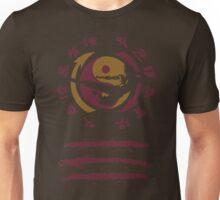 Jeet Kune Do Enter The Dragon - Kung Fu Emblem & Silhouette Unisex T-Shirt