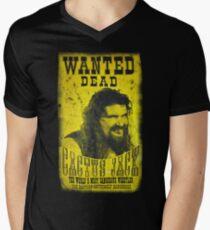 Cactus Jack Poster Men's V-Neck T-Shirt