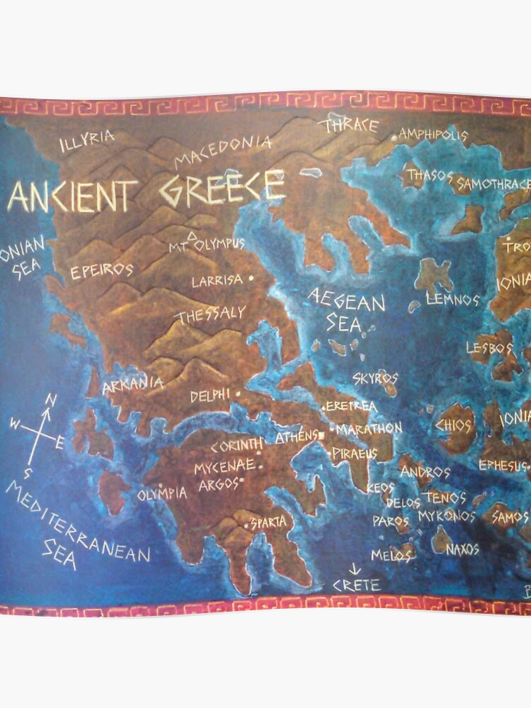 Map of Ancient Greece | Poster Map Greece on ionian sea map, crete map, czech republic map, australia map, ireland map, rome map, france map, sparta map, turkey map, belgium map, poland map, sri lanka map, austria map, serbia map, peru map, germany map, europe map, africa map, portugal map, china map, greek map, japan map, iceland map, mediterranean map, norway map, united kingdom map, spain map, england map, cyprus map, canada map, denmark map, india map, italy map,