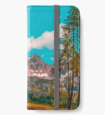 Dolomiti iPhone Wallet/Case/Skin
