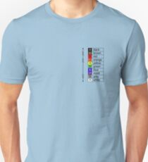 resistor colour codes T-Shirt