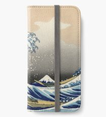 The Great Wave off Kanagawa iPhone Wallet/Case/Skin