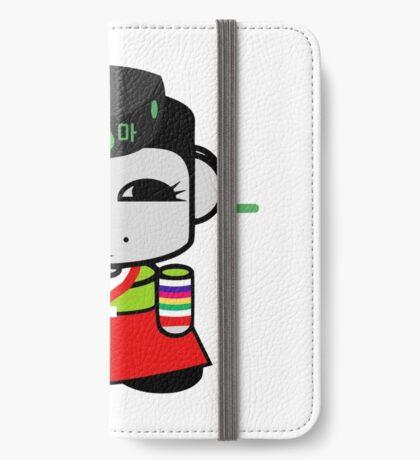 Umma Korean Geo'bot 1.0 iPhone Wallet