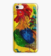 Plucky Rooster iPhone Case/Skin