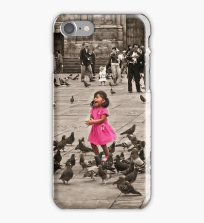 Oh Mom and Dad,  It's So Much Fun! iPhone Case/Skin