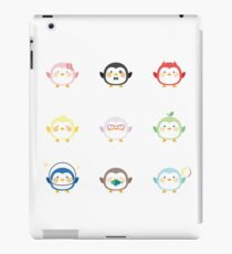 Le Penguin iPad Case/Skin