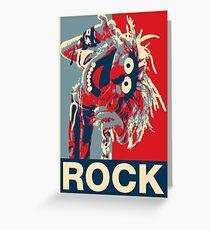Hombre camiseta, Los Muppets Animal Rock Póster Ideal regalo de cumpleaños Greeting Card